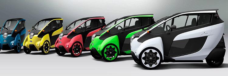Le nouveau véhicule électrique de Toyota expérimenté en première mondiale à Grenoble.